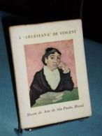 ARLESIANA De VINCENT VAN GOGH  1950 Museu De Arte De Sao Paulo - Boeken, Tijdschriften, Stripverhalen
