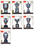 Ref. 75670 * NEW *  - CHINA. People's Republic . 1981. TABLE TENNIS WORLD CHAMPIONSHIP. Winners. CAMPEONATOS DEL MUNDO D - 1949 - ... República Popular