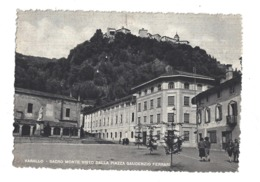 CARTOLINA DI VARALLO SESIA - VERCELLI - 2 - Vercelli