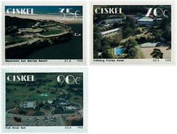 Ref. 40198 * NEW *  - CISKEI . 1992. HOTELS. HOTELES - Ciskei