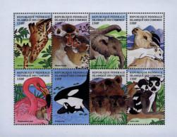 Ref. 587294 * NEW *  - COMORO Islands . 1999. FAUNA. FAUNA - Comores (1975-...)