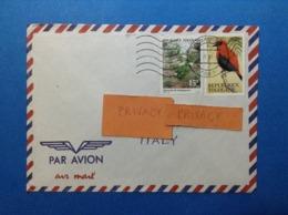 TOGO BUSTA POSTAL HISTORY AIR MAIL PAR AVION 2 STAMPS - Togo (1960-...)