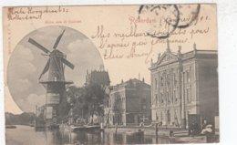 ROTTERDAM / MOLEN AAN DE COOLVEST  1901 - Rotterdam
