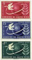 Ref. 595214 * HINGED *  - COSTA RICA . 1950. 75th ANNIVERSARY OF UPU. 75 ANIVERSARIO DE LA UPU - Costa Rica