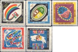 Ref. 139905 * NEW *  - COSTA RICA . 1960. CONGRESS OF THE ORGANIZATION OF AMERICAN STATES. CONGRESO DE LA ORGANIZACION - Costa Rica