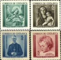 Ref. 198710 * NEW *  - COSTA RICA . 1962. CHRISTMAS. NAVIDAD - Costa Rica