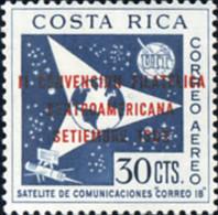 Ref. 358043 * NEW *  - COSTA RICA . 1962. 2 CENTRAL AMERICAN PHILATELIC CONGRESS IN SAN JOSE. 2 CONGRESO FILATELICO CENT - Costa Rica