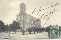 CPA Perregaux L'Eglise - Andere Steden