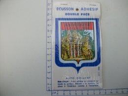 Blason Adhésif  HAUTERIVES (26) Drôme - Hauterives