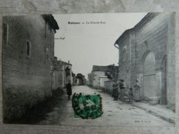 ROISSAC       CHARENTE      LA GRANDE RUE - Francia