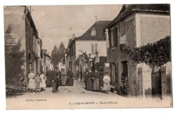 LUCQ DE BEARN ROUTE D OLORON TRES ANIMEE - Frankrijk