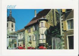 DELLE. CP Maison à Tourelle - Delle
