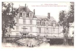 Roucy  (02 - Aisne) Le Château - Other Municipalities