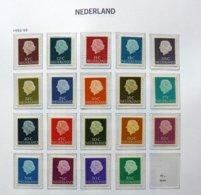 United Nations/Netherlands/Suriname/Netherlands Antilles/Netherlands New Guinea On Album Pages - Postzegels