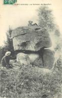 SAINT DIDIER - Le Dolmen De Boeufnil. - Dolmen & Menhirs