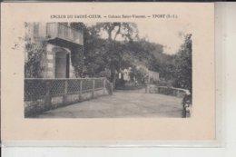 76  - YPORT -  Colonie St Vincent..1929 - Yport
