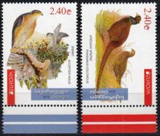 Georgia 2019 Europa Birds 2v MNH - 2019