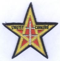 Insigne Du 1er Régiment De Spahis - Stoffabzeichen