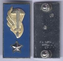 Insigne De La Brigade Parachutiste Folgore - Italie - Abzeichen & Ordensbänder