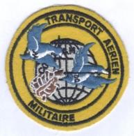 Insigne Du Commandement Opérationnel Du Transport Aérien Militaire - Stoffabzeichen