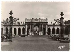 PANHARD Dyna X, Z, CITROEN Traction, Américaine, à Nancy - Voitures De Tourisme