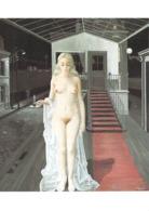 Arts > Peintures & Tableaux ART D''après PAUL DELVAUX Chrysis  (nu Nue)PRIX FIXE - Pittura & Quadri
