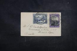SÉNÉGAL - Petite Enveloppe De Monkoto Pour Bruxelles En 1940, Affranchissement Plaisant - L 45613 - Belgisch-Kongo