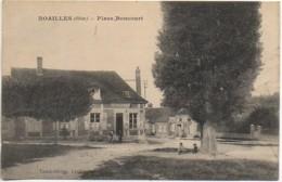 60 NOAILLES  Place Boncourt - France