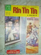 RINTINTIN NO 4  -05/1970-2EME  SERIE- AVEC LES MYSTERES DE L OUEST-DAKTARI -SAGEDITION-VOIR PHOTOS - Rintintin