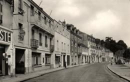 D 5761 - Laval (53) Les Promenades De Changé Et L'Hotel De La Poste - Laval