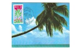 Carte / Martinique   /  Fort De France  / 29-1-77 - Maximum Cards