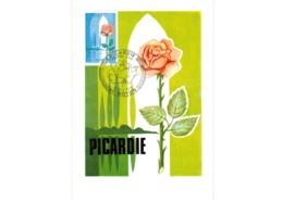 Carte / Picardie   / Noyon  / 15-11-75 - Cartoline Maximum