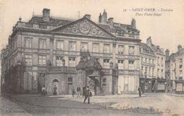 Saint Omer (62) - Fontaine Place Victor Hugo - Saint Omer