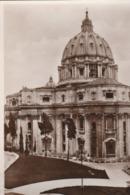 Cartolina - Postcard / Viaggiata - Sent/   Roma S. Pietro  ( Gran Formato ) Anni 30° - San Pietro