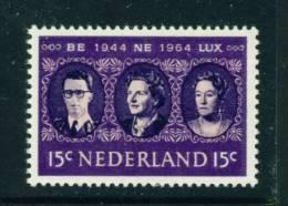 NETHERLANDS  -  1964  BENELUX  Unmounted Mint - Period 1949-1980 (Juliana)
