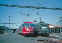 Poitiers (86) 19 Août 1969 2001 - Autorail XAS 2081 & BB 8512 - Poitiers