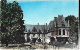 CPSM - Château De MARCHAIS - Proprièté De S.A.S., Le Prince De Monaco - France