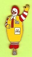 Gros Pin's Mac Do McDonald's Ronald Montgolfière - #164 - McDonald's
