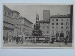 Bologna 41 Tram Piazza Nettuno Ed 13920 - Bologna