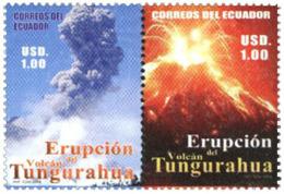 Ref. 196848 * NEW *  - ECUADOR . 2006. TUNGURAHUA VULCANO ERUPTION. ERUPCION DEL VOLCAN TUNGURAHUA - Ecuador