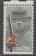 USA 1984 Smokey 1v ** Mnh (45011A) - Ongebruikt