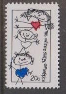 USA 1984 Childrens Drawings 1v ** Mnh (45011D) - Ongebruikt