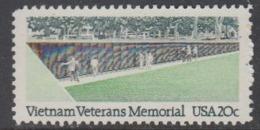 USA 1984 Vietnam Veterans Memorial 1v ** Mnh (45011G) - Ongebruikt