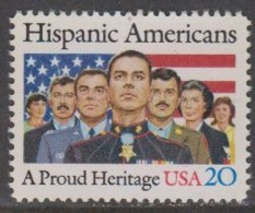 USA 1984 Hispanic Americans 1v ** Mnh (45011J) - Ongebruikt