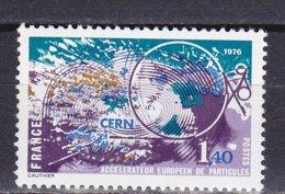 N° 1908 Accélérateur Européen De Particules; Un Timbre Neuf Impeccable Sans Charnière - Nuevos