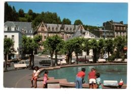 CITROEN GS, AUSTIN Mini, ALFA ROMEO, à La Bourboule (63) - Voitures De Tourisme