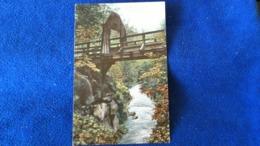 Bodetal Im Harz Teufelsbrücke Germany - Thale