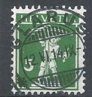 Schweiz Mi. Nr.: 201 Vollstempel (szv30er) - Schweiz