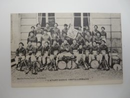 HAUTE MARNE CHEVILLON L'AVANT GARDE CHEVILLONNAISE - Chevillon