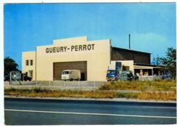 Olivet / Société Gueury-Perrot / Peugeot J7, Saviem - Francia